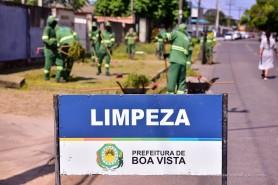 """""""CIDADE LIMPA"""" - Equipes retiram mais de 600 toneladas de entulho nos bairros Cidade Satélite e São Francisco"""