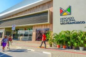 COMUNICADO - Mercado Municipal São Francisco passará por dedetização neste sábado, 25