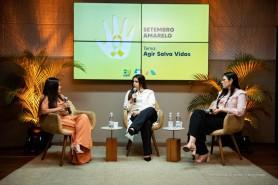 SETEMBRO AMARELO - Prevenção ao suicídio é tema central de live promovida por meio do Programa Servidor de Valor