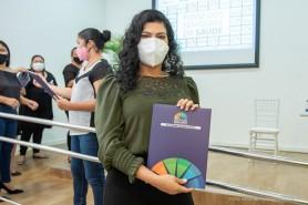 Prefeitura empossa mais 21 profissionais de saúde aprovados no concurso de 2019