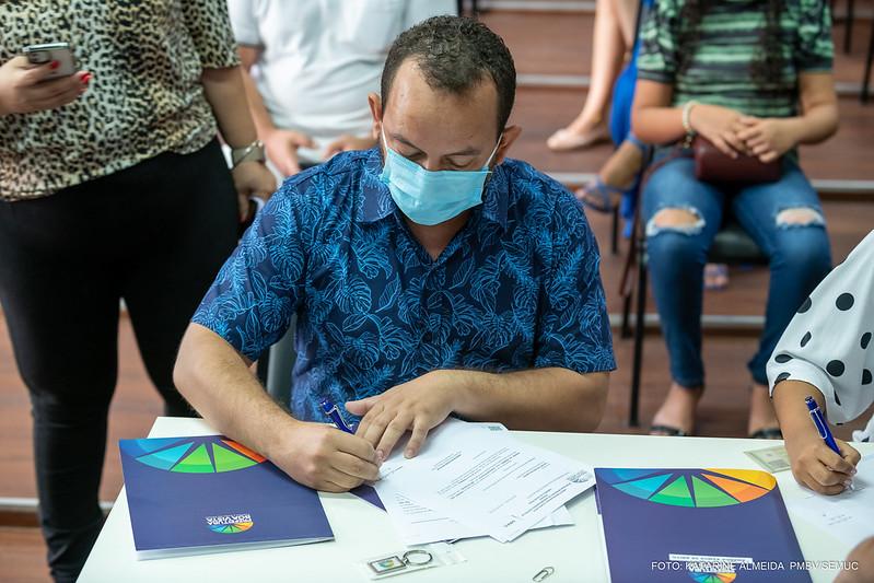 Antônio José Bezerra assumiu o cargo de enfermeiro: uma grande honra e também uma grande responsabilidade