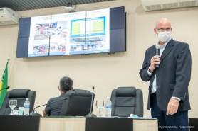 Prestação de Contas - Investimentos e avanços na saúde de Boa Vista são apresentados na Câmara Municipal