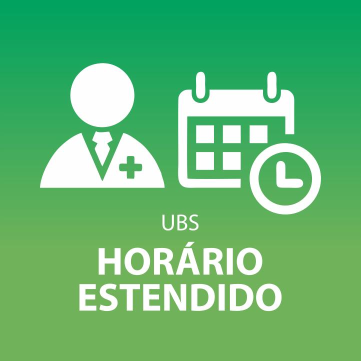 UBS Horário Estendido