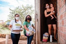 100 dias - Programas sociais continuam atendendo milhares de famílias em Boa Vista