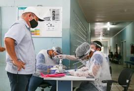 COMUNICADO - UBS Silvio Botelho recebe obras de revitalização para melhorias no atendimento