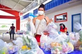 Alimentação escolar: Prefeitura inicia nova etapa de entregas de kits na capital