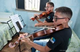 Mesmo em tempos de pandemia, IBVM segue levando arte e conhecimento musical a crianças e adolescentes