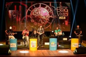 Live do Bem  -  Pagode e samba animaram o público na live de sábado